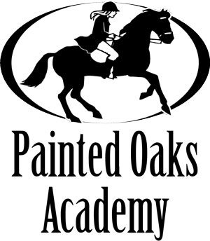 Logo Painted Oaks Academy