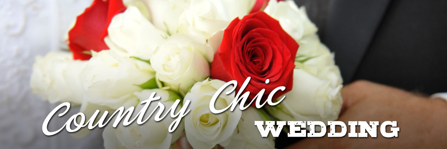 Wedding Packages - Country Chic